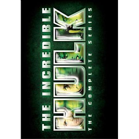 The Incredible Hulk: The Complete Series (Full (The Incredible Hulk The Television Series Ultimate Collection)