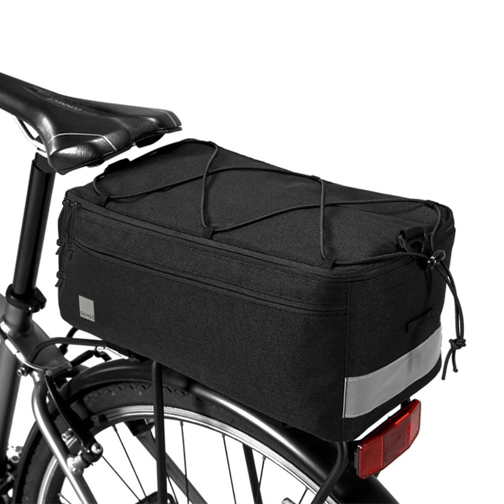 Multi Cycling Bags Bike Travel Bicycle Rear Seat Pannier Shoulder Bag Pouch