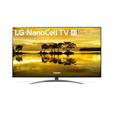 "LG 65"" Class 9 Series 4K (2160P) Ultra HD Smart LED HDR NanoCell TV 65SM9000PUA 2019 Model"