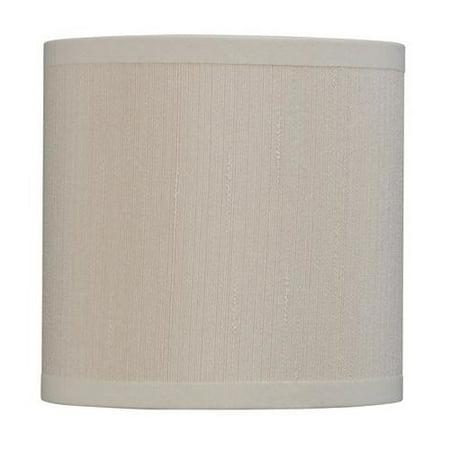 Aspen Creative Corporation 5'' Jacquard Fabric Drum Candelabra (Fabric Candelabra)