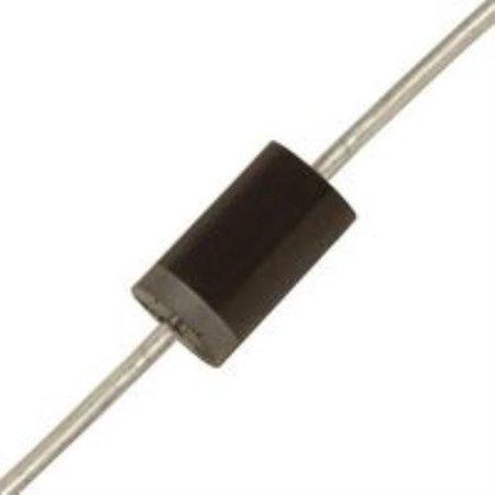 4X NO.42K2878 On Semiconductor 1N5351Bg Zener Diode, 5W, 14V, 017Aa