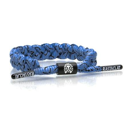 3f1287662dd3f Rastaclat Shabazz Artistic Blue Jewelry Shoelace Bracelet Wristband  RC001SHABA