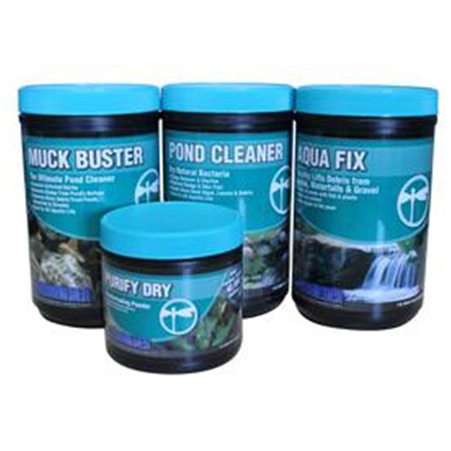 PONDBUILDER PB2439 Pond Maintenance Kit No. 2 - Up To 3000 Gallons