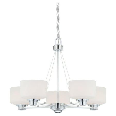 Nuvo Lighting  60/4585  Chandeliers  Soho  Indoor Lighting  ;Polished Chrome