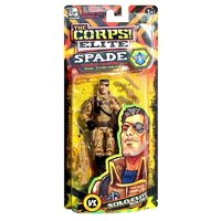 The Corps Elite Spade Ethan Crowne Solo Elite Soldier 4-Inch Figure