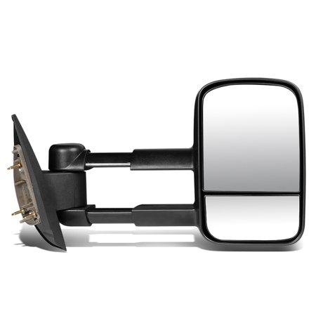 Telescoping Tow Mirror (For 2007 to 2013 GMC Yukon / Chevy Tahoe Manual Adjustment / Telescoping Tow Towing Mirror (Right /)