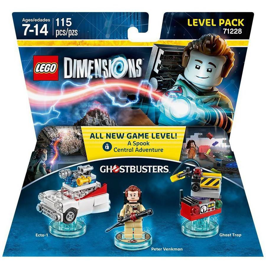 LEGO Dimensions Ghostbusters Level Pack (Universal)