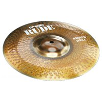 PAISTE 1125314 RUDE SERIES 14 INCH SHRED BELL CYMBAL W/ PINGY STICK SOUND NEW