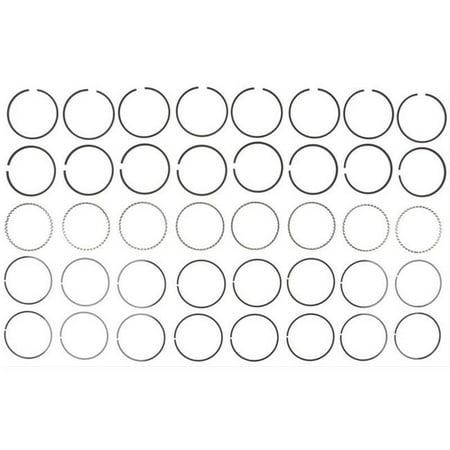 Michigan 77 3150005.045 4.04 in. 0.06 x 0.06 x 0.18 in. Piston Ring Set - image 1 of 1