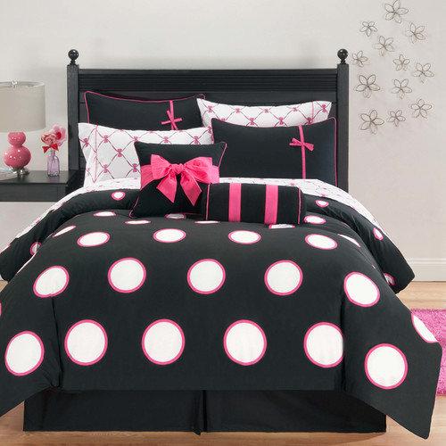 VCNY Sophie 10 Piece Full Size Comforter Set