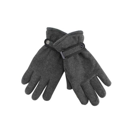 polar fleece mens thermal insulated gloves
