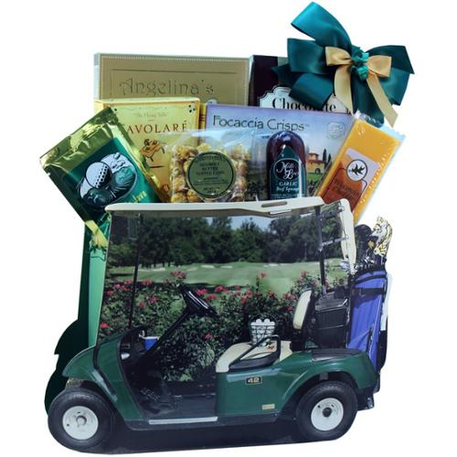 Art of Appreciation Gift Baskets Gone Golfing Gourmet Snack Sampler Gift Basket