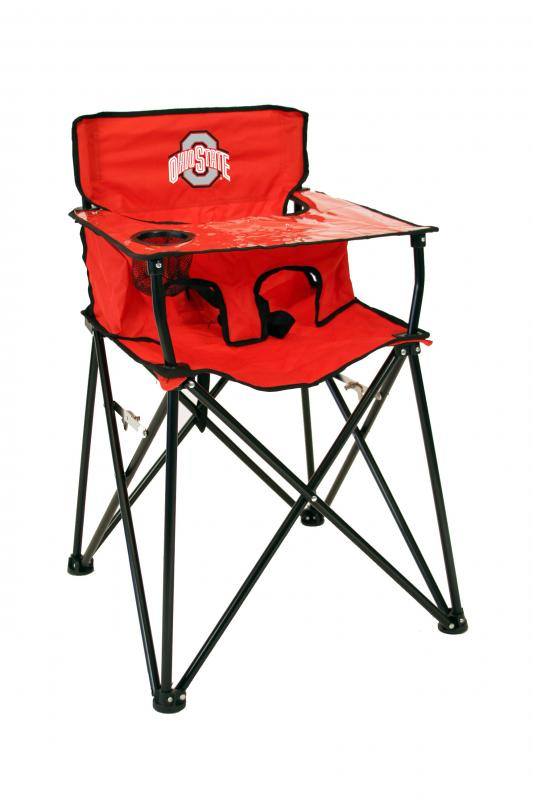 Rivalry Products 11095300 Ohio State High Chair by Rivalry LLC