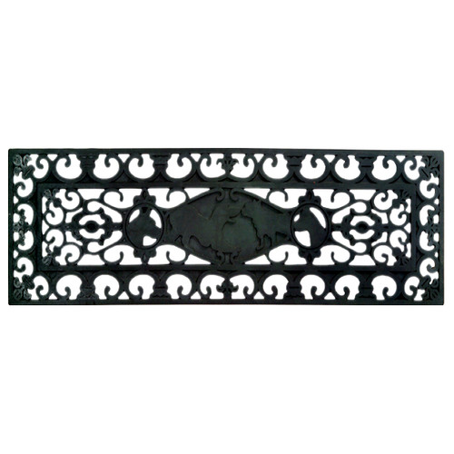 Imports Decor Molded Stair Dog Doormat