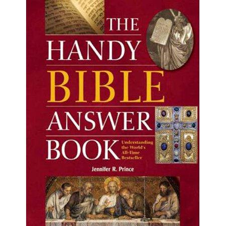 Bible Answer Man Halloween (Handy Answer Books: The Handy Bible Answer Book)