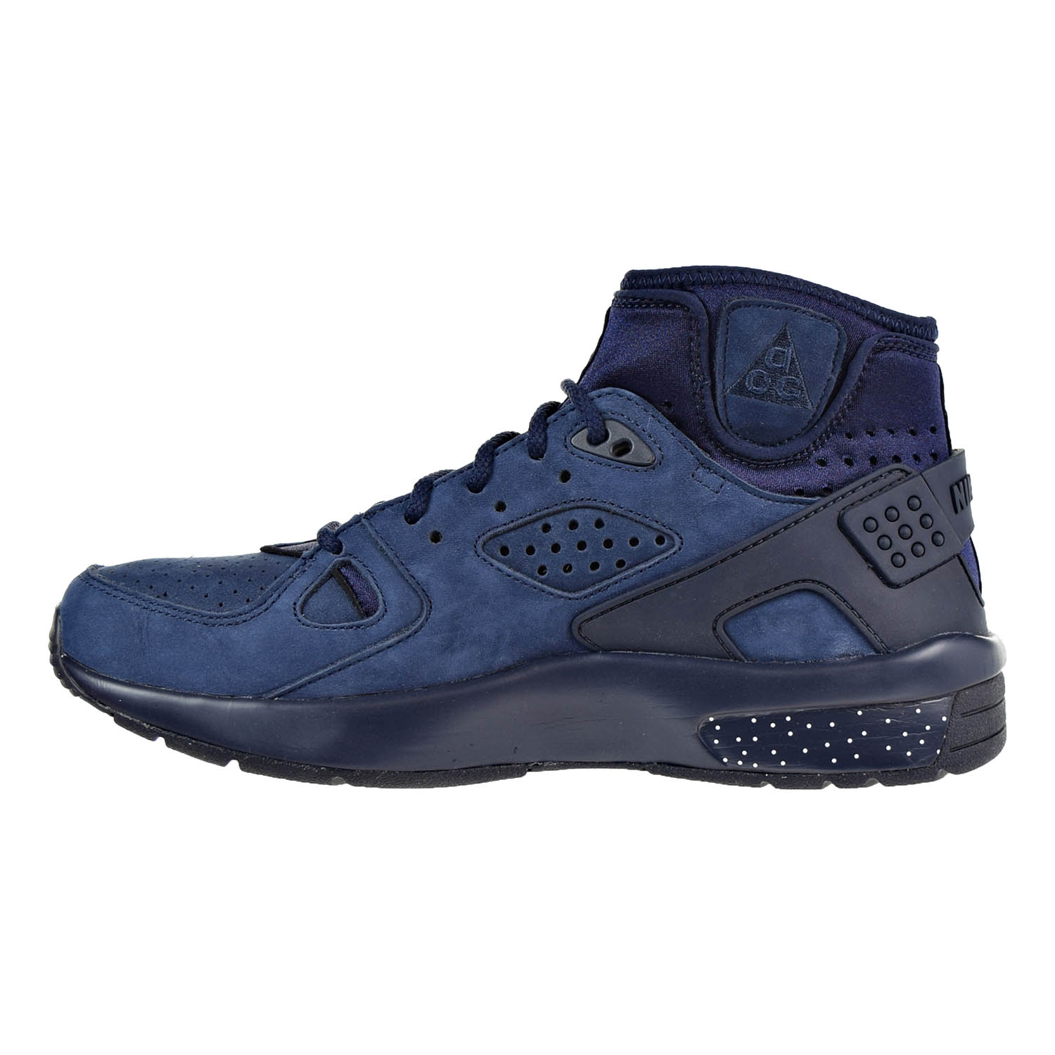 Nike Mowabb Men's Shoes Obsidian/Dark Obsidian 882686-400