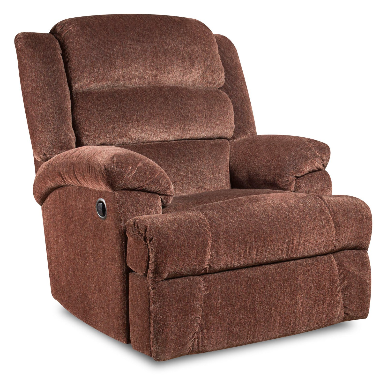 FLASH Furniture Aynsley Microfiber Recliner