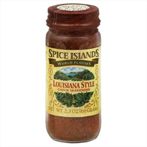 Spice Island Seasoning Cajun La Style-2. 3 Oz -Pack Of 3