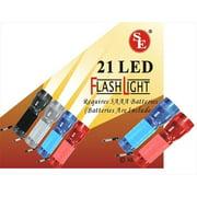 FL30721DS 12-21 Bulb LED Flashlight