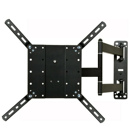 VideoSecu Articulating TV Wall Mount for most 24-55″ Swivel Tilt Samsung Sharp VIZIO LG Toshiba LCD LED Plasma HDTV A47