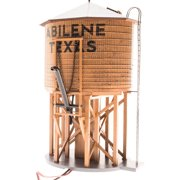 Broadway Limited 6096 HO City of Abilene Operating Water Tower with So
