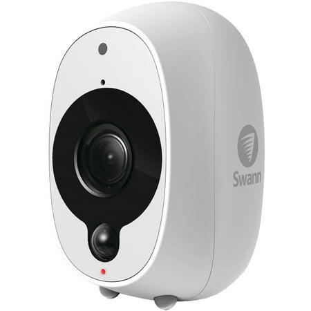 Swann SWWHD-INTCAM-US 1080p Full HD Battery-Powered Wire-Free Camera (Single)