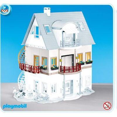 Playmobil House - Playmobil Floor Extension for Suburban House