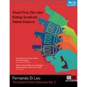 Fernando Di Leo: The Italian Crime Collection Volume 2 (Blu-ray)