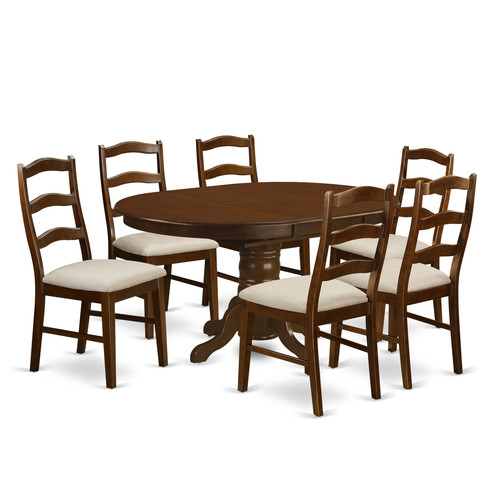 August Grove Aimee 7 Piece Dining Set