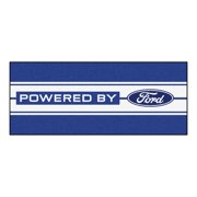 "Ford Oval with Stripes Runner 30""x72"" - Blue"