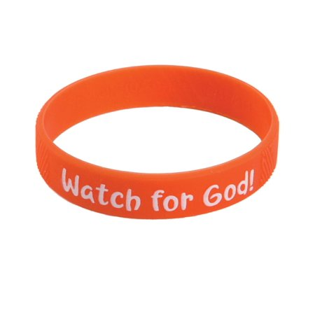 Group's Easy Vbs 2019: Watch for God Wristband (Pkg. of 10) - Group Vbs 2017