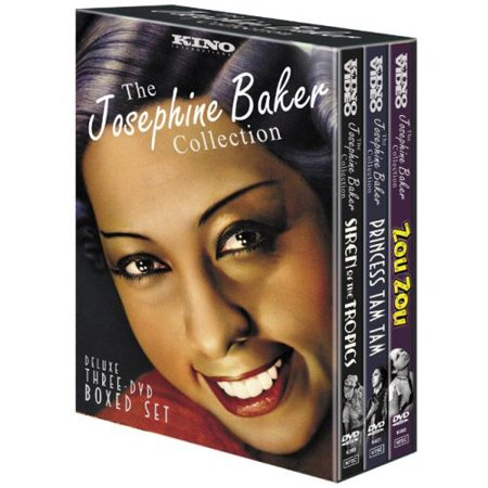 The Josephine Baker Collection (DVD)