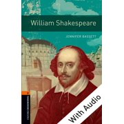 William Shakespeare - With Audio Level 2 Oxford Bookworms Library - eBook