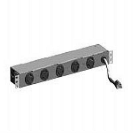 Eaton Electrical Inc  Eflxl2000r Pdu1ul Flex Pdu 20L 2U 120V L5 20P In 5Xl5 20R Output Receptacles