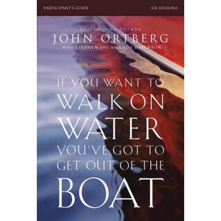 If You Want to Walk on Water, You've Got to Get Out of the Boat : Six (A Long Walk To Water Summary Chapter 6)
