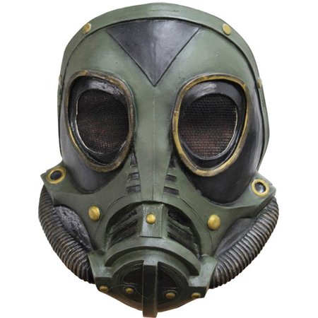 Morris Costumes TB26557 M3A1 Gas Latex Mask](Costume Gas Mask)