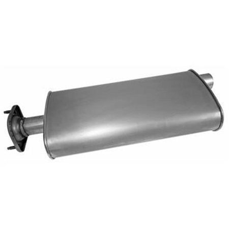 18959 Exhaust Muffler Sound Fx Direct Fit Oval - 2000-2001 Jeep Cherokee (Muffler For Jeep)