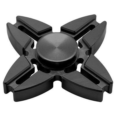 BLACK METAL SPINNER