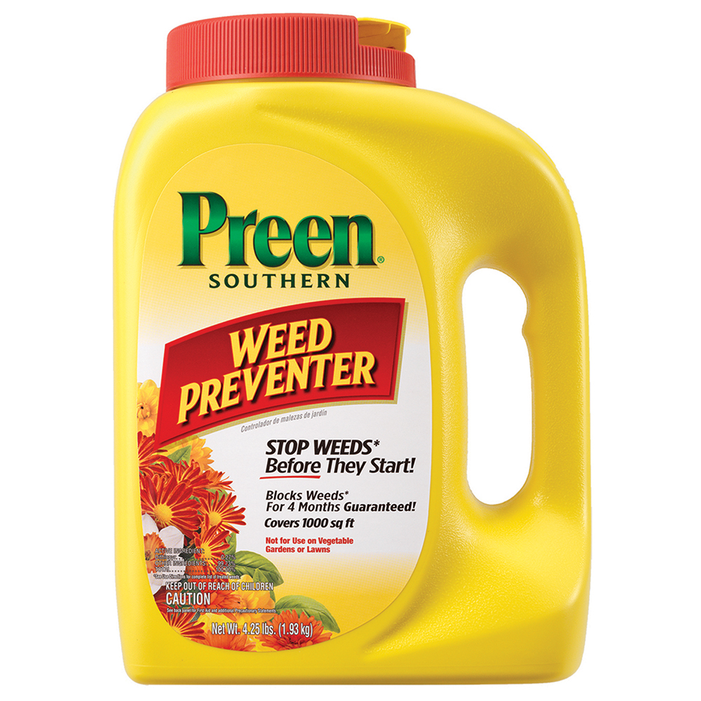 Preen 4.25LB Southern Weed Prevent