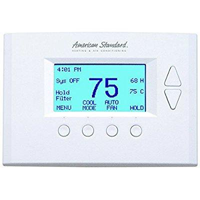 Nexia Home Intelligence Azemt500 American Standard Energy Management Thermostat  White By Nexia Home Intelligence