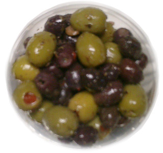 Deli Fresh Pitted Olive Salad, approx. 1lb