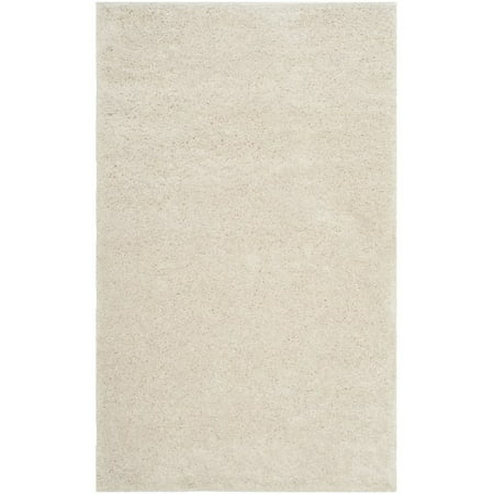 Safavieh Arizona Cady Solid Shag Area Rug or Runner ()
