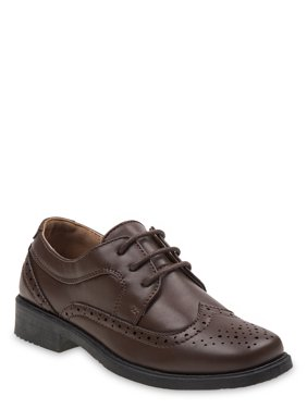 Josmo Lace Up Detailed Dress Shoes (Little Boys & Big Boys)