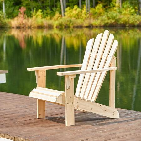 Adirondack Chair - Natural - Shine Company