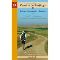 Camino guides a pilgrim's guide to the camino de santiago - camino francs 2019: 9781912216055