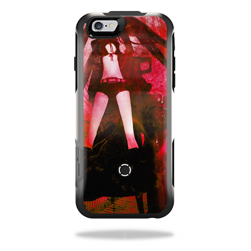 MightySkins Protective Vinyl Skin Decal for OtterBox Resurgence iPhone 6 Power Case cover wrap sticker skins Anime