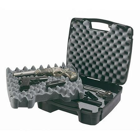 Plano Gun Guard SE Series 4 Pistol/Accessory Case, Black