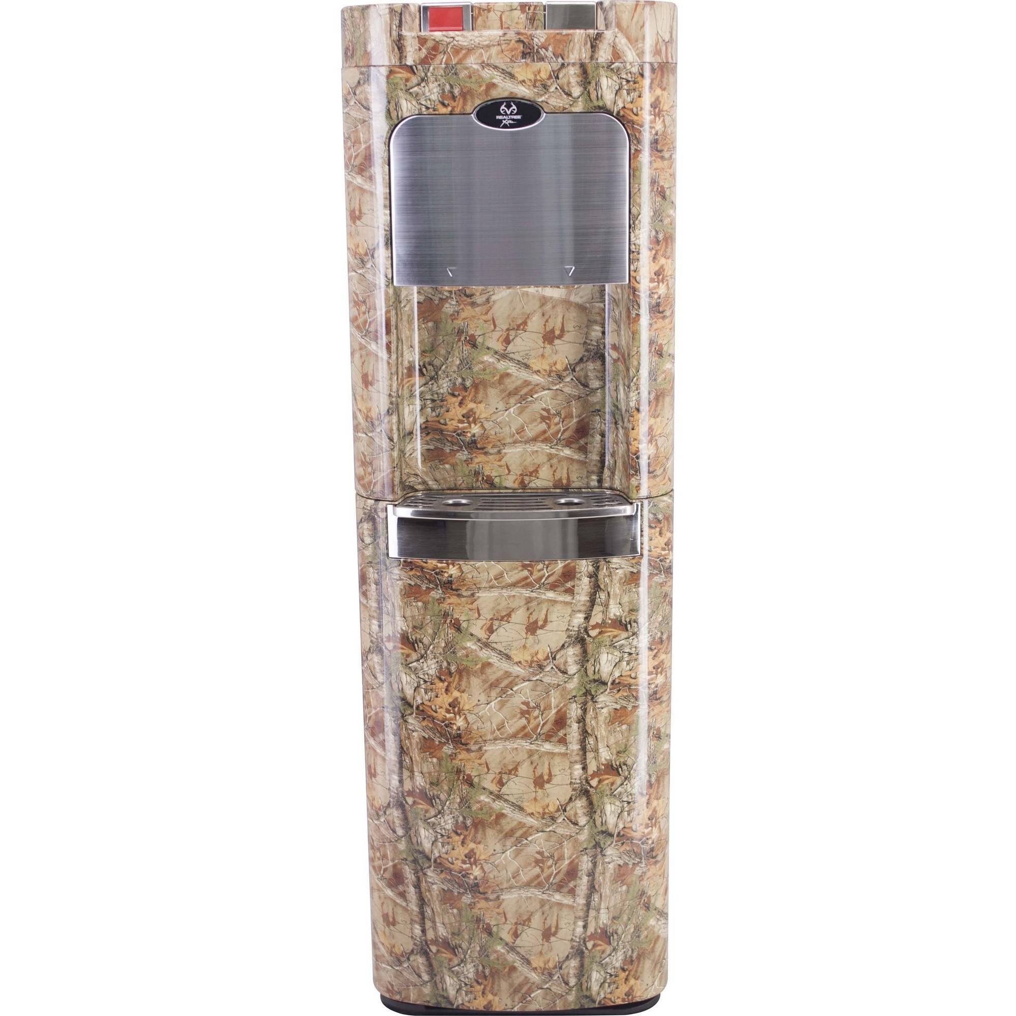 Realtree Bottom-Load Water Dispenser Water Cooler with Realtree Camo Pattern