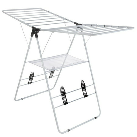 Homegear Foldable Multifunction Laundry Drying / Clothes Hanging - Clothing Drying Racks