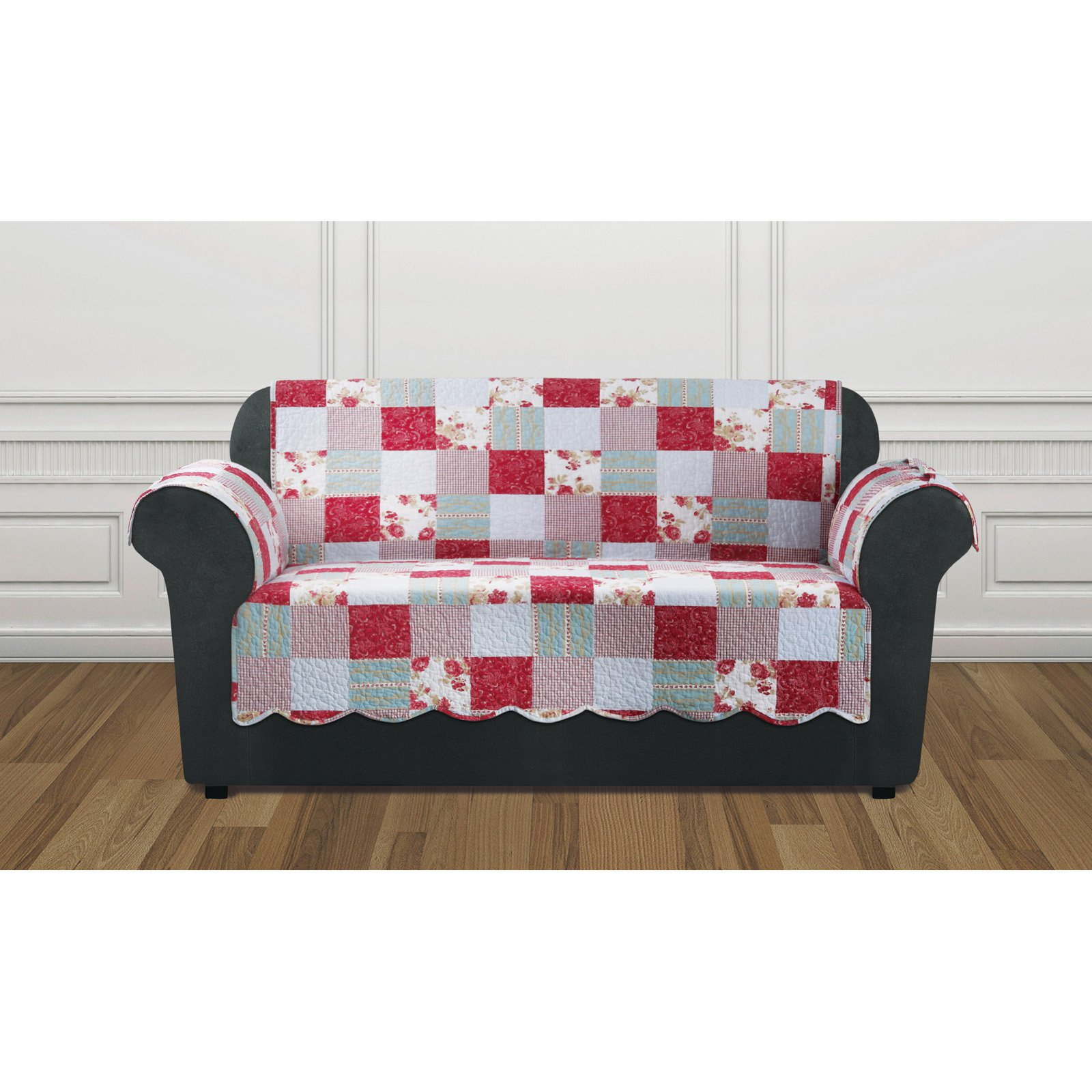 Sure Fit Heirloom Furniture Pet Loveseat Cover Walmartcom